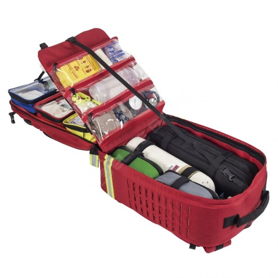 Elite Bags PARAMED'S XL Σάκος Πλάτης Α' Βοηθειών