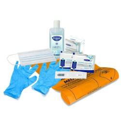 Μικρό Kit Προστασίας Κοροναϊού, Γρίπης και Μεταδοτικών Ασθενειών